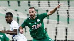 Παναθηναϊκός: Υπέγραψε ως το 2022 ο Φάνης Μαυρομμάτης