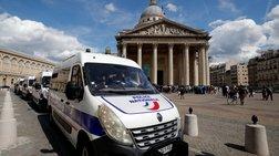 Παρίσι: Παράτυποι μετανάστες κάνουν κατάληψη στο Πάνθεον