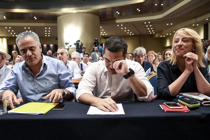 Τσίπρας στην ΚΕ του ΣΥΡΙΖΑ: Εντολή για restart του κόμματος - εικόνα 2