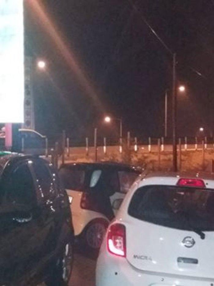 Περιπέτεια για 1000 ανθρώπους που πήγαν να δουν την Πάολα στο Δρέπανο