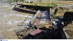 Μεγάλες καταστροφές στη Ναυπακτία από το κύμα κακοκαιρίας