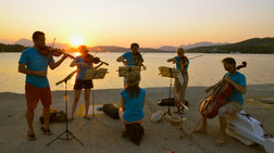 Ο Σαρωνικός έτοιμος για το φεστιβάλ μουσικής δωματίου