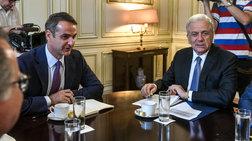 Αβραμόπουλος: Έχω πλήρη εμπιστοσύνη στην ενόραση της ηγεσίας Μητσοτάκη