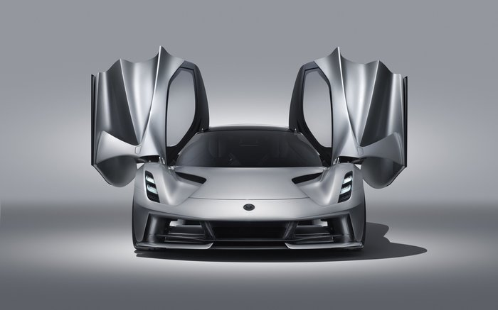 Η ηλεκτρική Lotus Evija των 2000 ίππων και των 2.000.000€