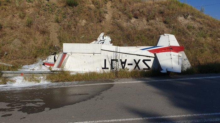 Γρεβενά: Αναγκαστική προσγείωση μονοκινητήριου αεροπλάνου