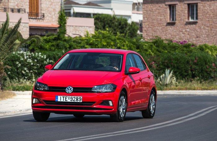 Τώρα είναι η ώρα για να αποκτήσεις ένα VW Polo με 12.950€