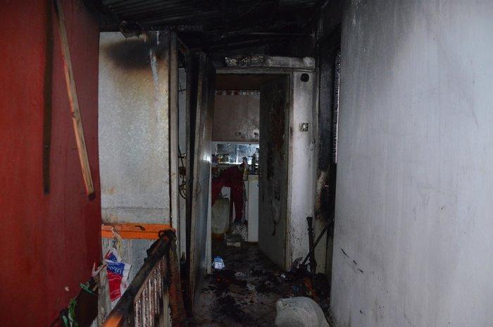 Ναύπλιο: Νεκρή ηλικιωμένη από φωτιά στο σπίτι της - εικόνα 3