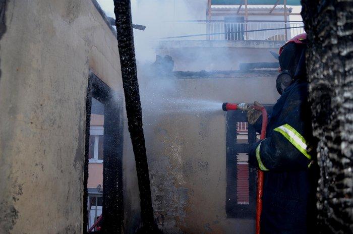 Ναύπλιο: Νεκρή ηλικιωμένη από φωτιά στο σπίτι της - εικόνα 4