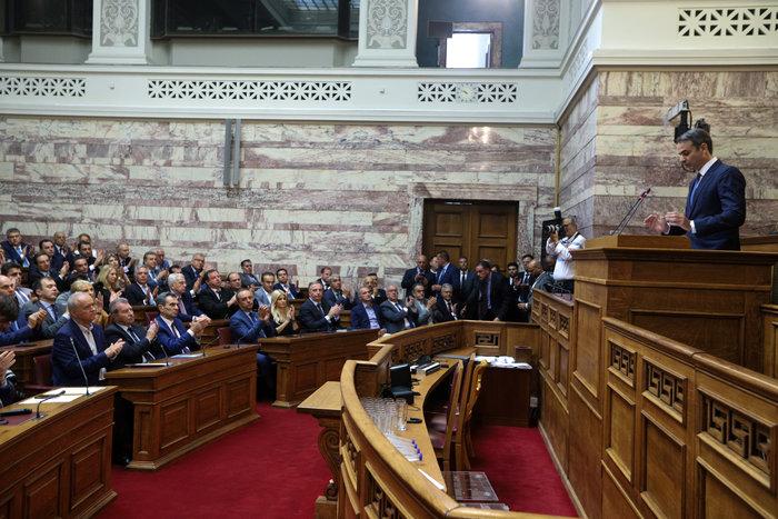 Οι συστάσεις του Κυριάκου Μητσοτάκη στους βουλευτές της ΝΔ