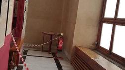 Μικρές υλικές ζημιές στο κτίριο της Βουλής από τον σεισμό