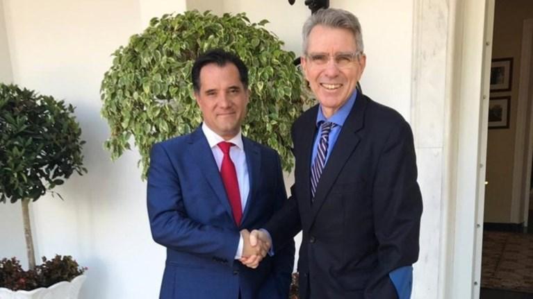 Σημαντικά περιθώρια ανάπτυξης των ελληνοαμερικανικών σχέσεων