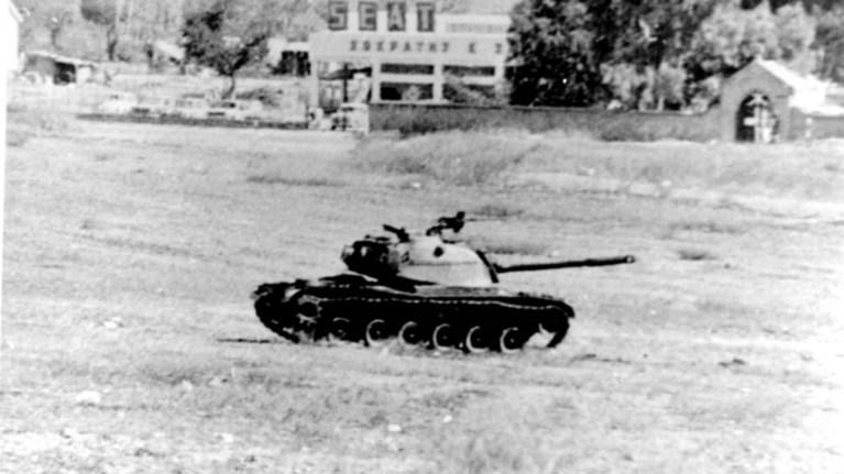 45 χρόνια από την τουρκική εισβολή στην Κύπρο