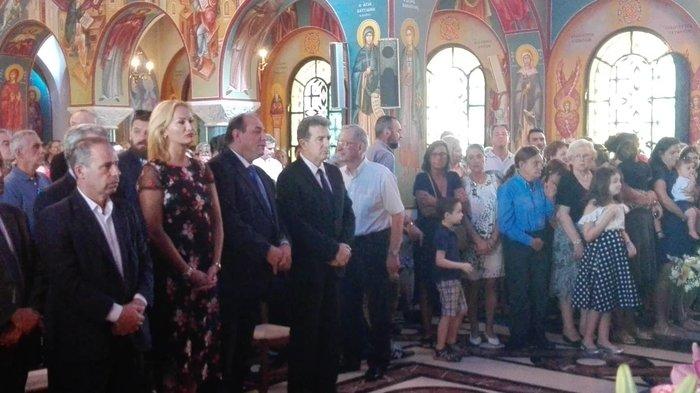 Χρυσοχοΐδης για Μάτι: Δεν νοείται να ξαναγίνει τέτοια τραγωδία