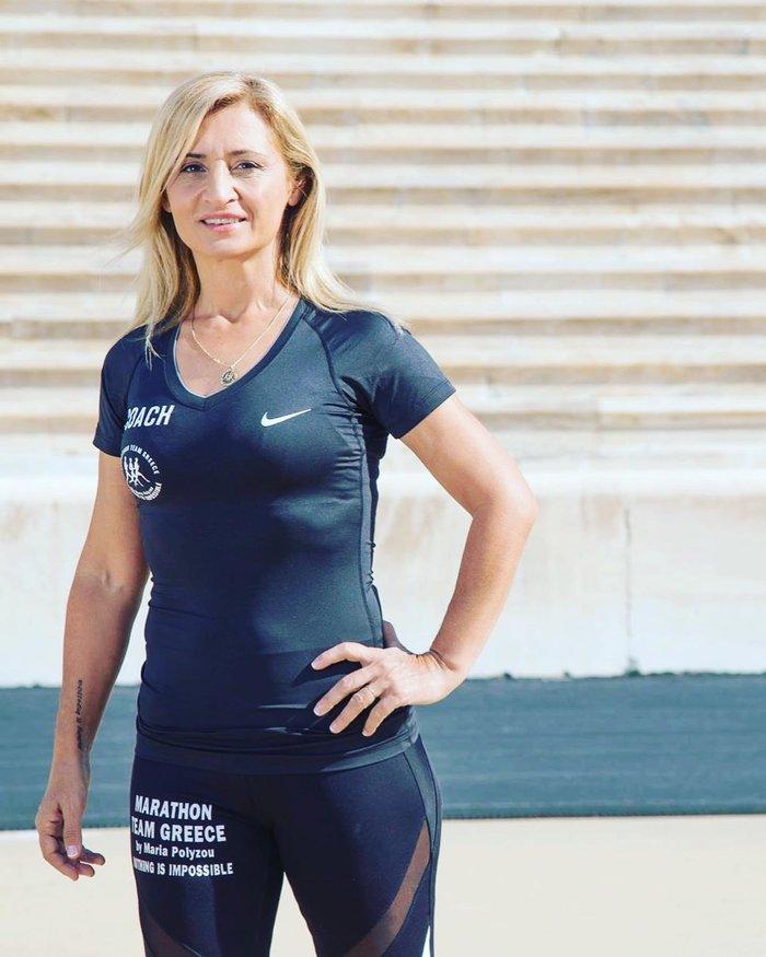Η ελληνίδα αθλήτρια χειρουργήθηκε για καρκίνο μαστού & χαμογελά ξανά