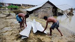 Νότια Ασία: Στους 650 οι νεκροί από τον μουσώνα