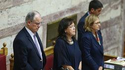 Βουλή: Ενός λεπτού σιγή στη μνήμη των νεκρών στο Μάτι
