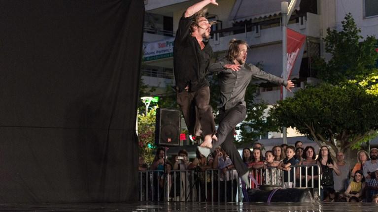 Ο θεαματικός κόσμος του χορού στο Φεστιβάλ Καλαμάτας