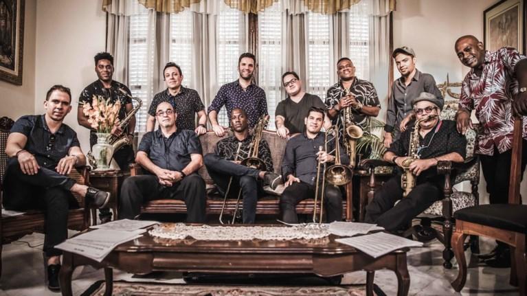 Οι Orquesta Akokán ξεσηκώνουν το Πάρκο Σταύρος Νιάρχος