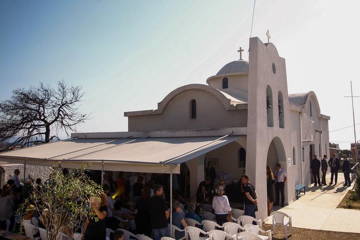 Στο μνημόσυνο των 102 νεκρών στο Μάτι ο Κυριάκος Μητσοτάκης