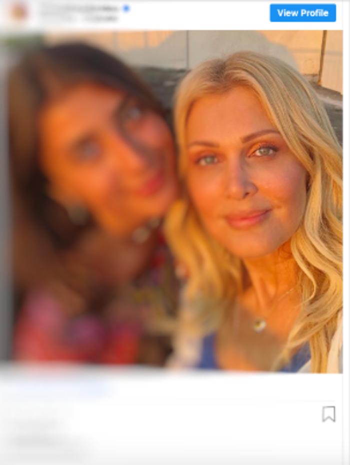 Νατάσα Θεοδωρίδου: Η απίθανη ομοιότητα με τη μεγάλη κόρη της Χριστιάνα - εικόνα 2