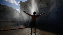 Ρεκόρ υψηλών θερμοκρασιών σε Βέλγιο, Ολλανδία και Γερμανία