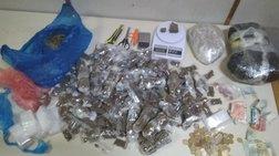 Σύλληψη οκτώ αλλοδαπών για ναρκωτικά στο κέντρο της Αθήνας