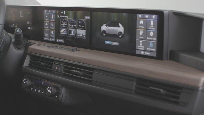 Η συνδεσιμότητα του ηλεκτρικού Honda e αλλάζει τον τρόπο που οδηγούμε