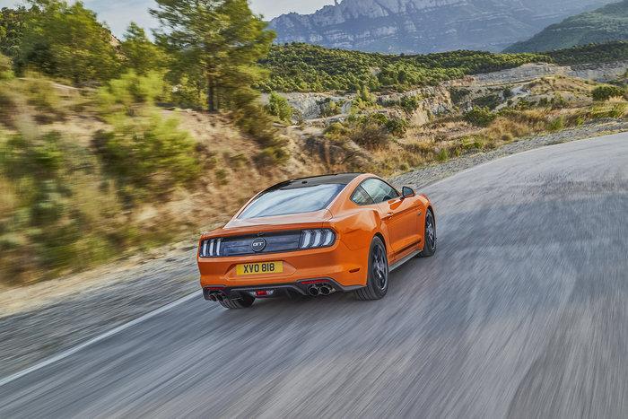 Η Ford παρουσίασε τις επετειακές εκδόσεις Mustang
