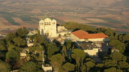 Πυρκαγιά απειλεί την Βασιλική της Μεταμορφώσεως στο Ισραήλ