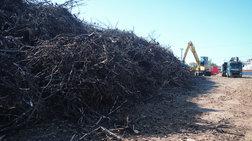Μάτι: Ένα μήνα θα διαρκέσει ο καθαρισμός του οικοπέδου με την καύσιμη υλη