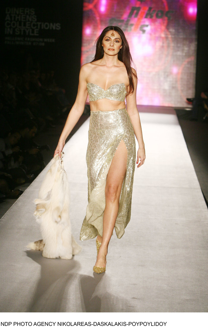 Η Βίκυ Κουλιανού στο GNTM: Το top model των 90's μπαίνει στο ριάλιτι μόδας