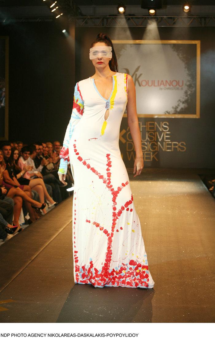 Η Βίκυ Κουλιανού στο GNTM: Το top model των 90's μπαίνει στο ριάλιτι μόδας - εικόνα 2