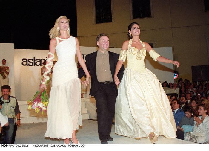 Η Βίκυ Κουλιανού στο GNTM: Το top model των 90's μπαίνει στο ριάλιτι μόδας - εικόνα 3