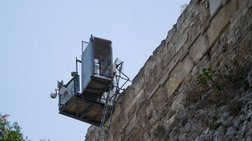 Μενδώνη: Να λειτουργήσει με ασφάλεια το αναβατόριο στην Ακρόπολη