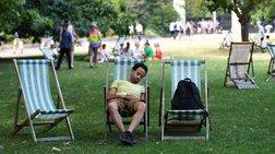 Η Βρετανία κατέρριψε το ρεκόρ ζέστης της χώρας