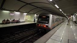 Ύποπτη βαλίτσα στο μετρό Ακρόπολης - Διακοπή δρομολογίων
