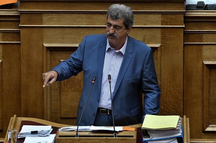 Πρώτη σύγκρουση στη Βουλή για την άρση ασυλίας του Πολάκη - εικόνα 2