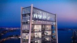 Δείτε το πιο ακριβό διαμέρισμα στον κόσμο  - Το αγόρασε ο Μπέκαμ