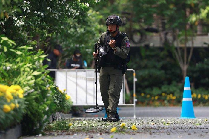 Σύνοδος ΥΠΕΞ Νοτιονατολικής Ασίας: Βόμβες στην Μπανγκόκ, 3 τραυματίες