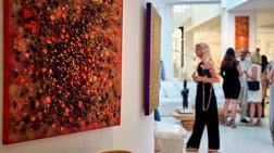 Artion Galleries και Myconian Villa Collection συνεργάζονται για την τέχνη