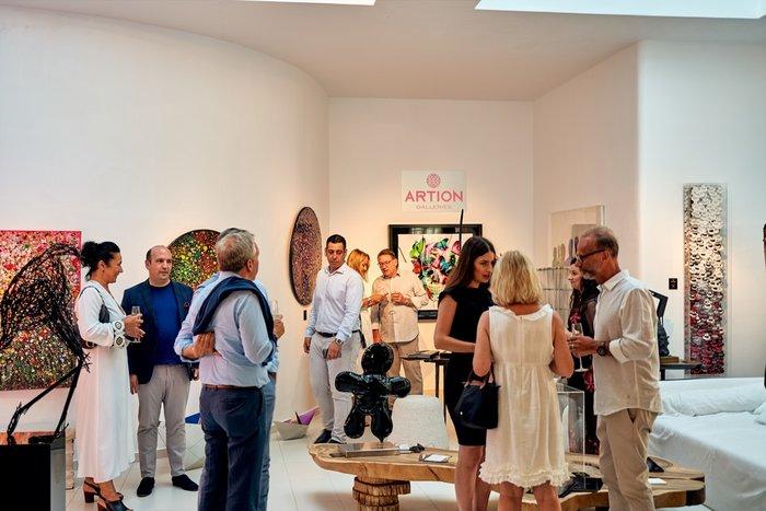 Artion Galleries και Myconian Villa Collection συνεργάζονται για την τέχνη - εικόνα 2