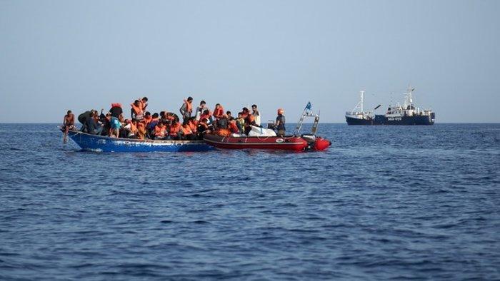 Ιταλία: 163 μετανάστες, αποκλεισμένοι σε δύο διασωστικά πλοία