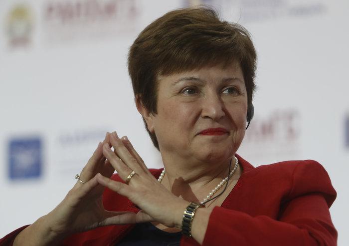 Κρισταλίνα Γκεοργκίεβα: Ποια είναι η Βουλγάρα υποψήφια διευθύντρια του ΔΝΤ