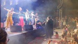 Υδρα: Μάγεψε ο Κραουνάκης στη συναυλία αφιερωμένη στον μεγάλο Νίκο Στεφάνου