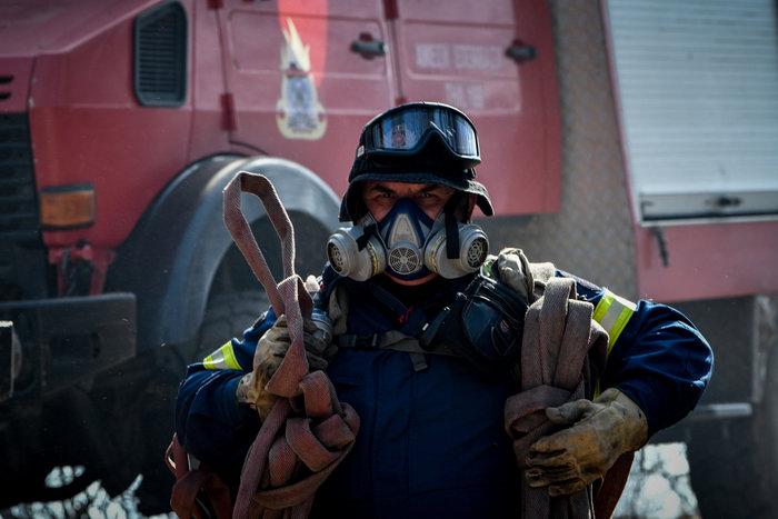 Σε εξέλιξη οι πυρκαγιές σε Ηλεία και Φθιώτιδα - Συνεχής ενημέρωση - εικόνα 5