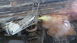 Κατολίσθηση ορυχείου στο προσήλιο Κοζάνης, δεν κινδύνευσαν οι εργαζόμενοι