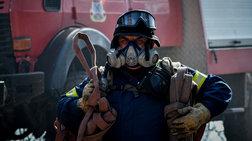 Πολύ υψηλός κίνδυνος πυρκαγιάς αύριο  για Αττική και Εύβοια