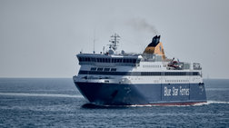 Επέστρεψε στον Πειραιά το Blue Star Naxos με 1.365 επιβάτες λόγω βλάβης