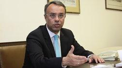 Σταϊκούρας: Συζητάμε ήδη για τη μείωση των πλεονασμάτων μέσα στο 2020