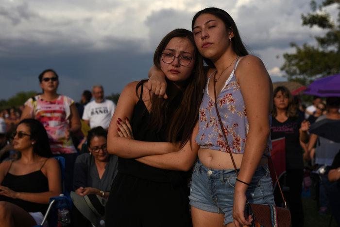 ΗΠΑ: Σοκ από το διπλό μακελειό με 29 νεκρούς σε 13 ώρες - εικόνα 3